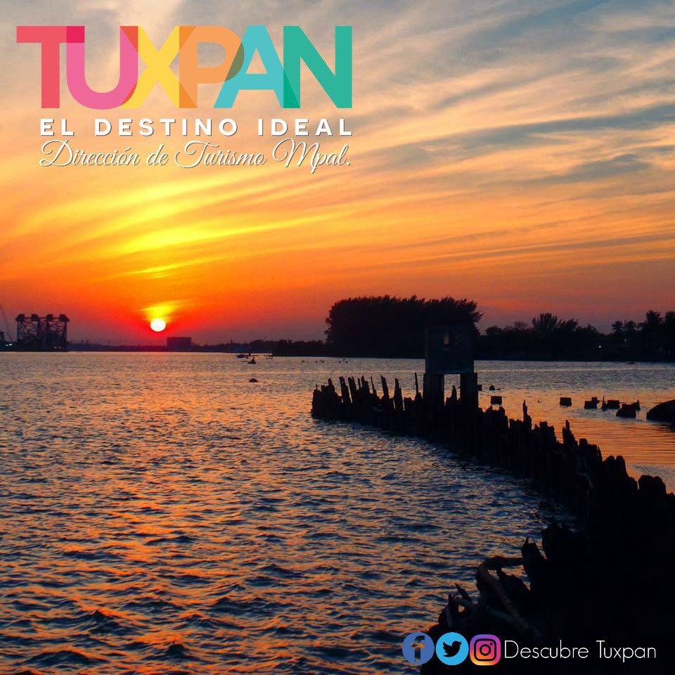 Escápate a Tuxpan, la playa más cercana a la Ciudad de México