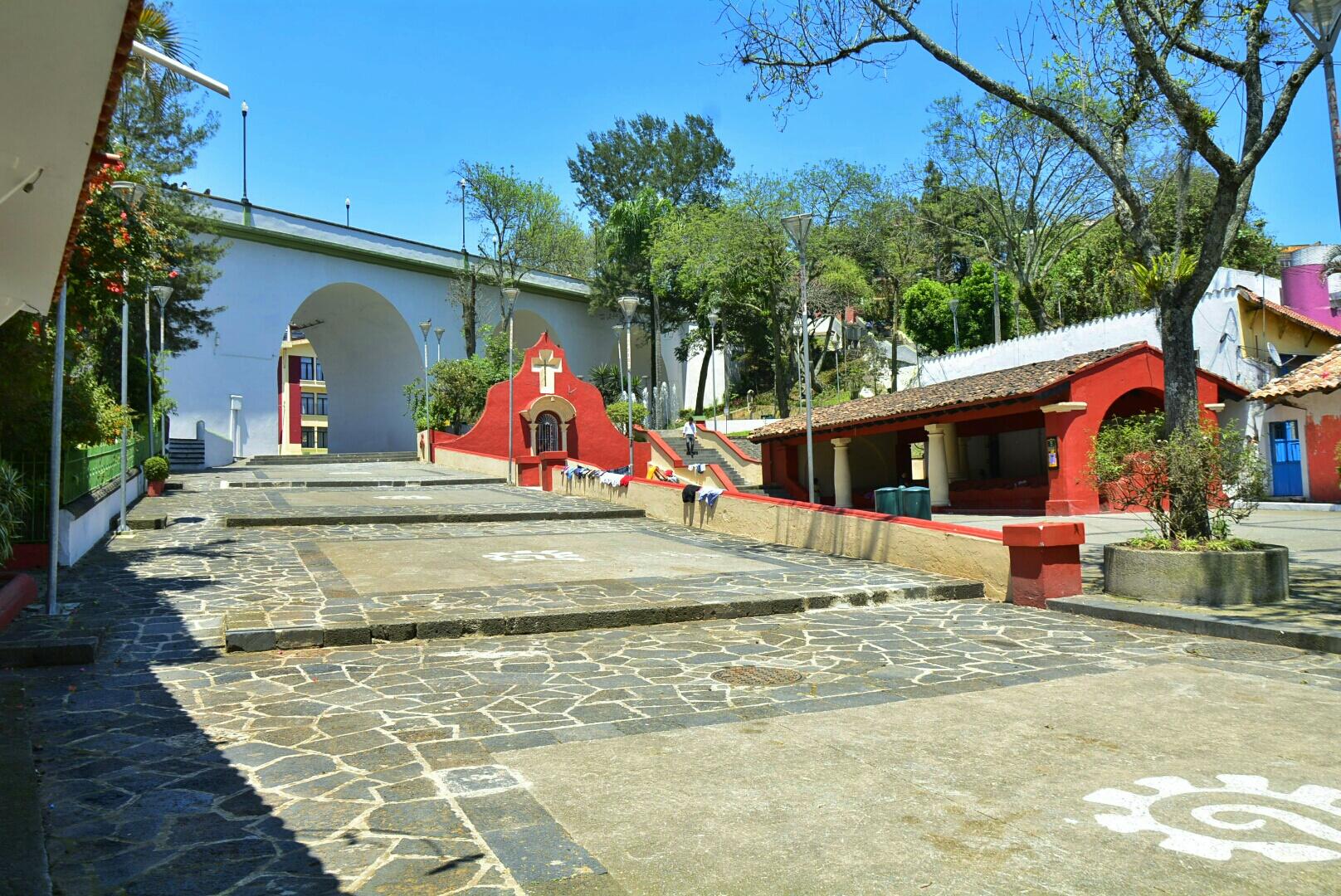Barrio de Xallitic en Xalapa.