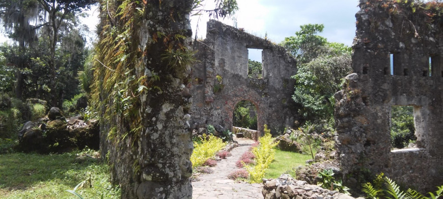 Ex Hacienda Palzoquiapan, de las haciendas de Veracruz